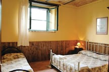 Holiday apartment with 3 bedrooms on 160m² in Bevagna PG