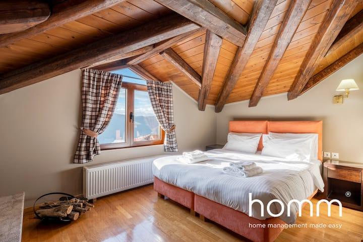 Nostos Suites by homm® #301