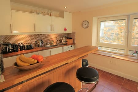 Luxury apartment with seaview in the heart of Oban - Oban - Pis