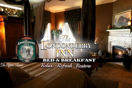 THE LONDONDERRY INN B&B's Africa Room - Palmyra - Bed & Breakfast