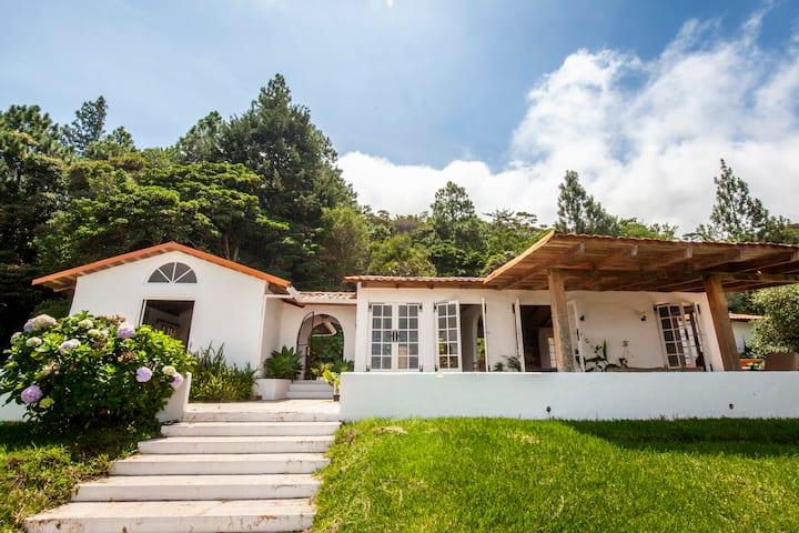 Mountainside Villa Overlooking Nicoya Peninsula
