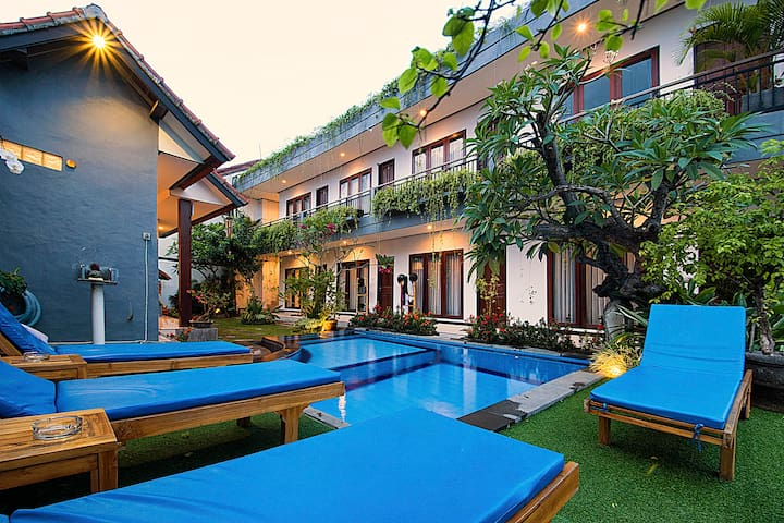 Bali Fullmoon Guest House ( Room 1 )