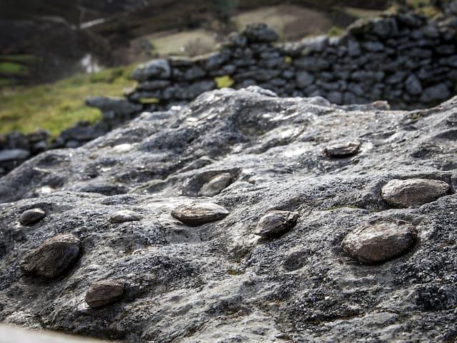 Pedras Parideiras na Serra da Freita