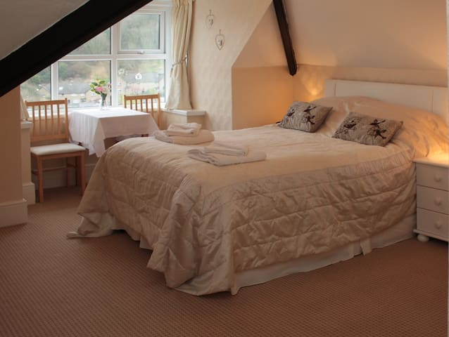 Rockvale Guest House - Room 6 - Lynton - Bed & Breakfast
