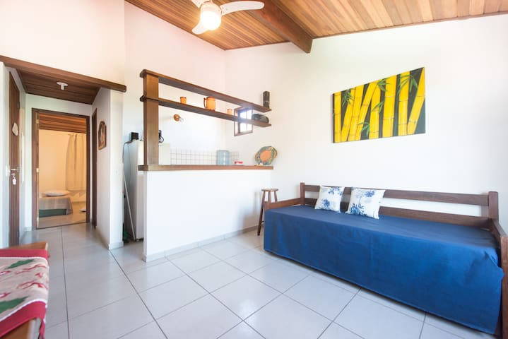 apartments for 4 in Buzios (LUA)-RJ