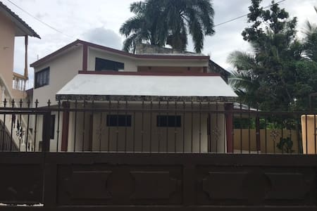 Comfortable Family House close to The Beach - Puerto Plata - Hus