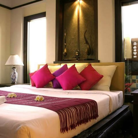 Iyarin Tara resort (อัยรินทร์ ธารา รีสอร์ต)
