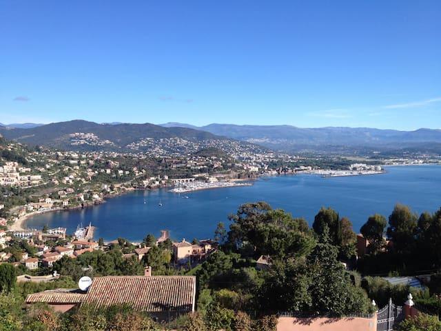 Breathtaking Panoramic SeaView - Théoule-sur-Mer - Casa