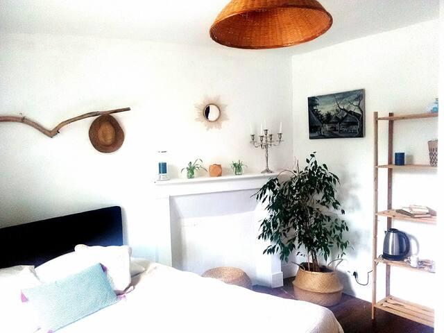 Petite chambre cosy
