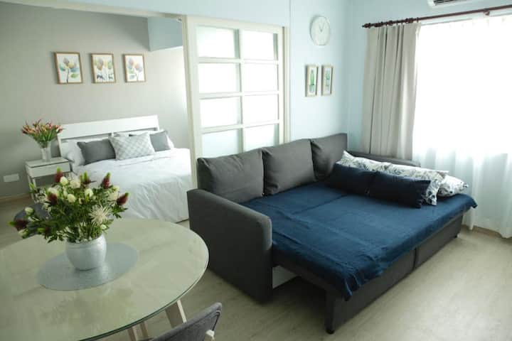 Beautifully Decorated Studio Apartment in KL