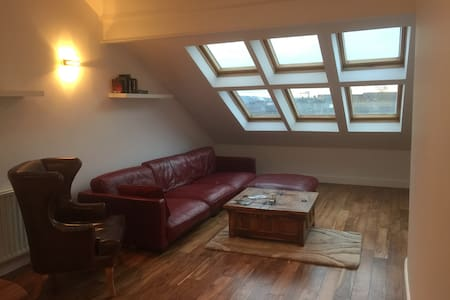Luxurious Loft Style Apartment - Belfast