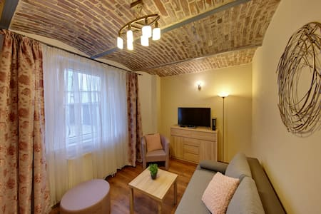 Large comfortable apartment in Katowice