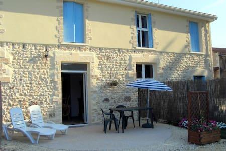 Gîte de charme en pleine nature - Saint-Geyrac