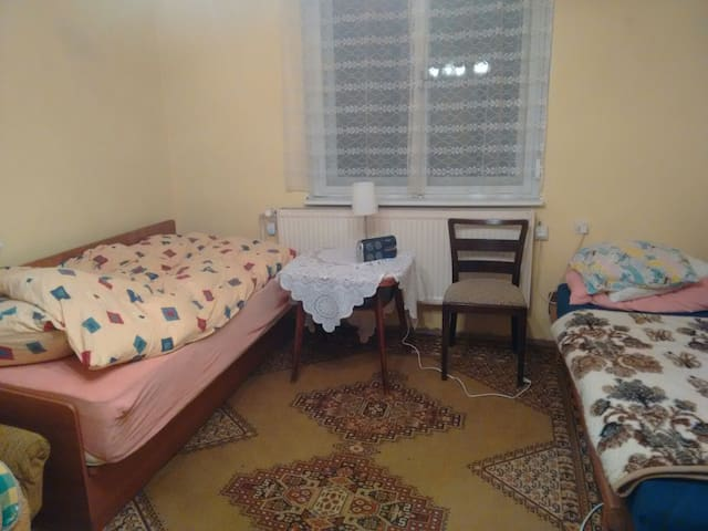 Venkovske sidlo - Cetkovice - Huis