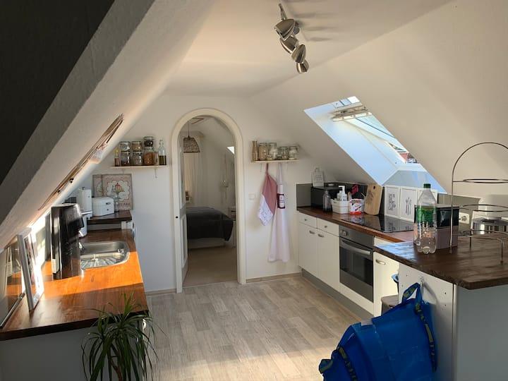 Schöne 2 Zimmer Wohnung im Herzen Rendsburgs