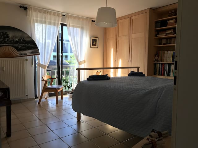 Large Room in Happy Home Hespérange/Luxembourg
