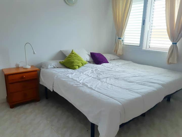 Bonita habitación en el corazón de San Rafael