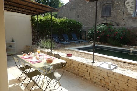 Villa - 45 km from the beach - La Redorte - Villa