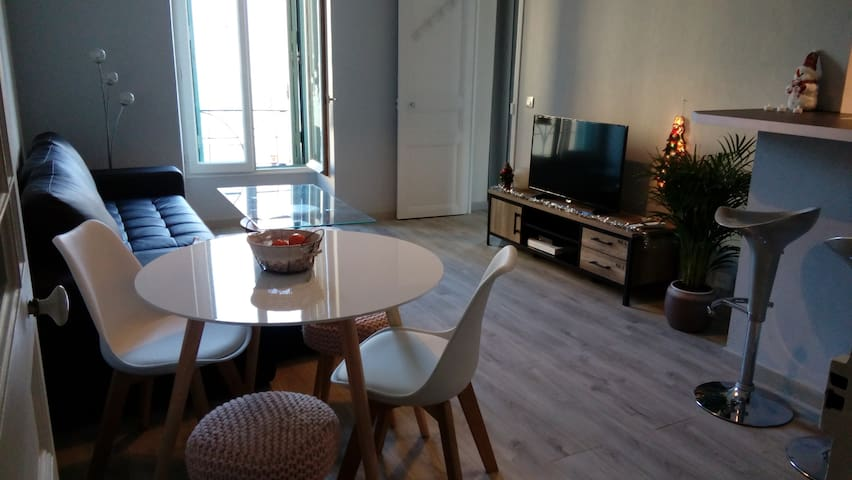 Appartement moderne en centre ville - Nizza - Wohnung