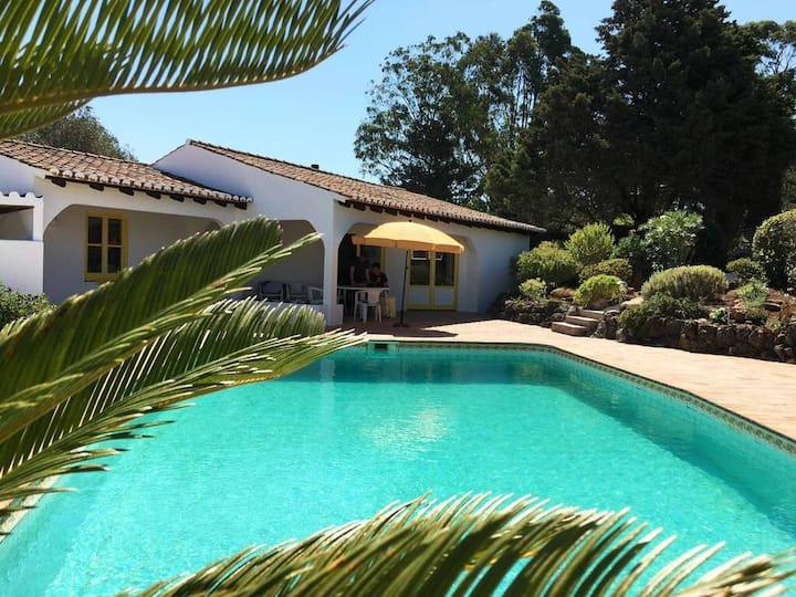 Belle quinta typique avec piscine