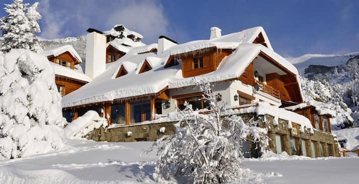 Departamento @Pire-Hue, Bariloche, Cerro Catedral
