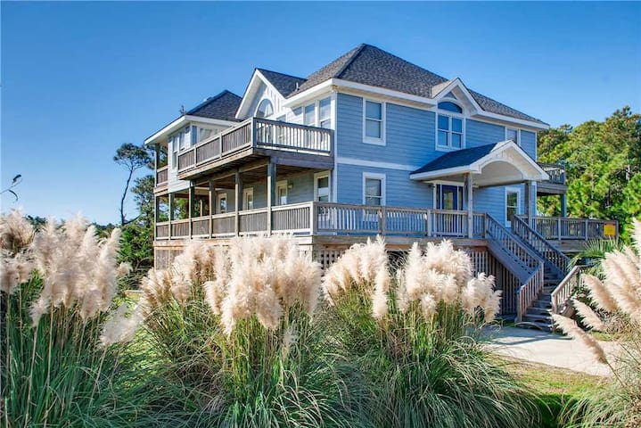 Oceanview Fun w/ Private Pool, Hot Tub, Game Rm, Dog-Friendly - 363