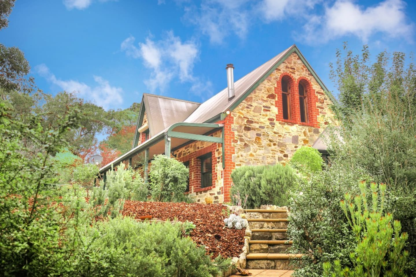 Chapel Cottage is full of character and charm