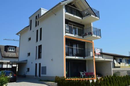 Maegenwil near Zurich (Lower Level)