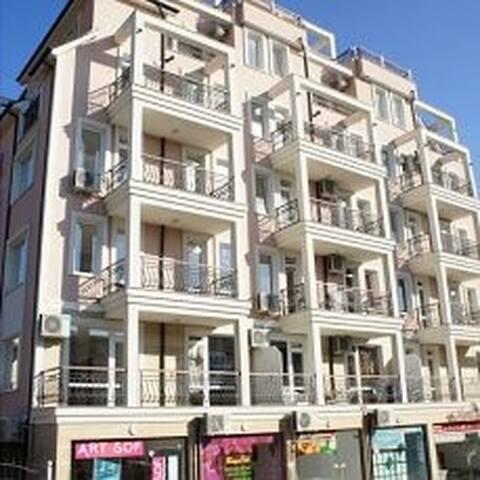 Сдам квартиру в святом Власе в Болгарии на лето