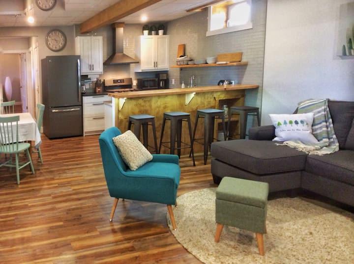 Stylish New Apartment