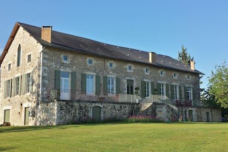 Chambre privée chez l'habitant - Villeréal - Дом