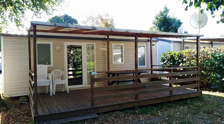 Mobil-Home 2/6 places