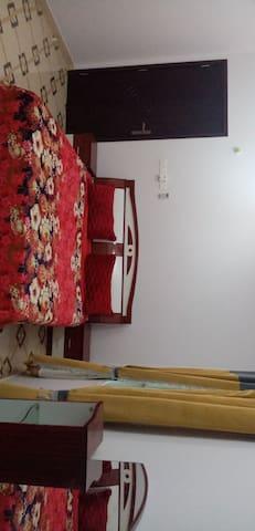 غرف للأيجار اليومي والاسبوعي والشهري