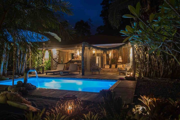 Serenity Villa .