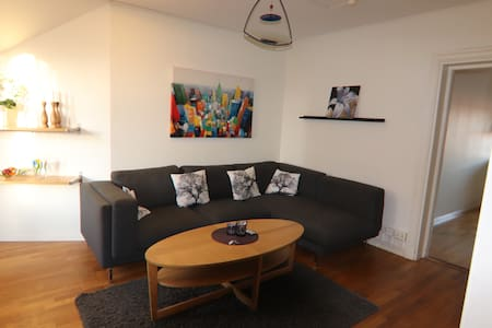 Apartment in Center of Kalrshamn(80 sqm.)