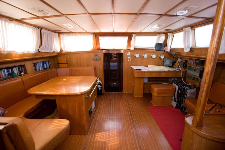 Sayling Yacht Naran, Cabin with Bunk Bed