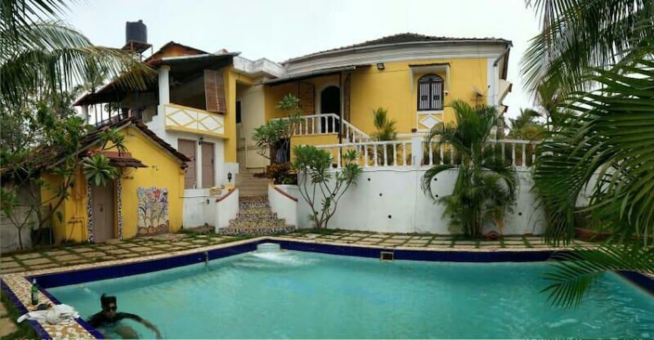 A charming Portuguese villa! Pet friendly homestay
