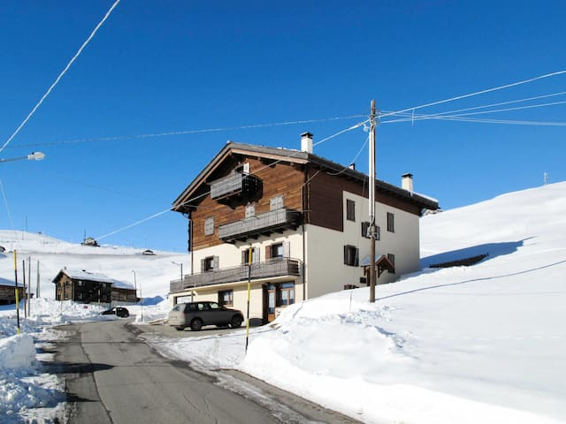 Apartment in Livigno for 4 persons