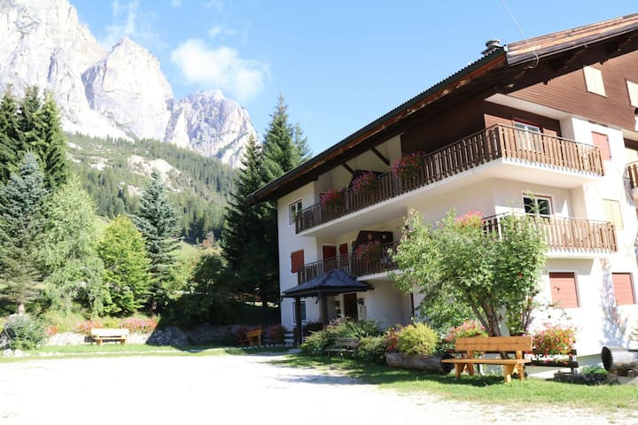 Appartamento a Corvara in Badia - Corvara In Badia - Appartement