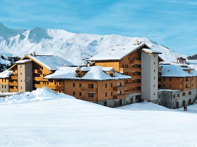 Holiday apartment in La Plagne - LAP562