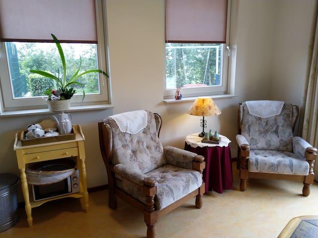 4 pers. rolstoelvriendelijk appartement in Brabant