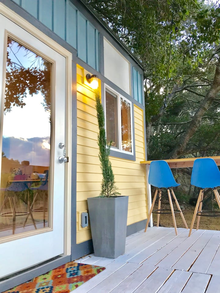 Avila Valley Tiny Home! Shelter in Place with us!