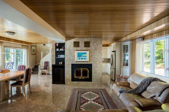 Splendide, élégante résidence, luxe et confort