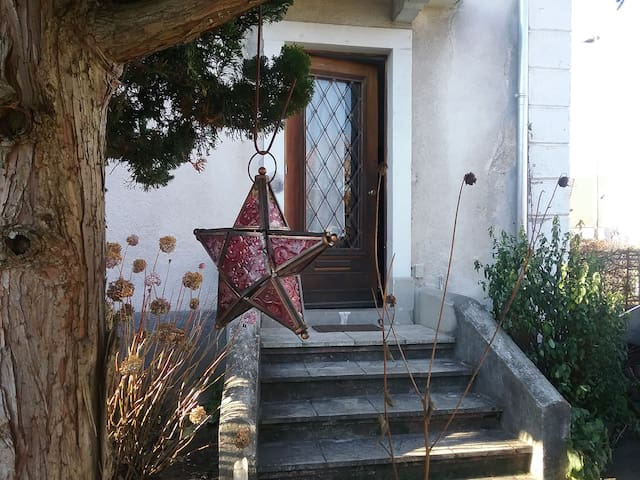 Maison proche du centre ville de Belfort