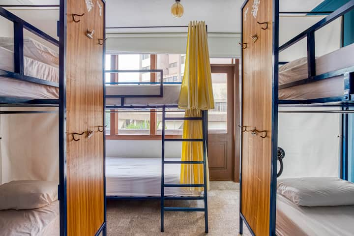 Selina Quito - Bed In Large Dorm