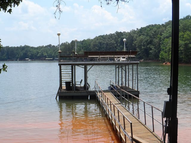 Lake Hartwell Get Away - Westminster - Haus