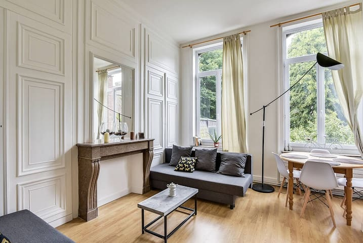 NOCNOC -Le Petit National- Cozy & cocooning studio