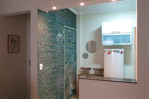 Apartamento na Enseada com excelente localização!