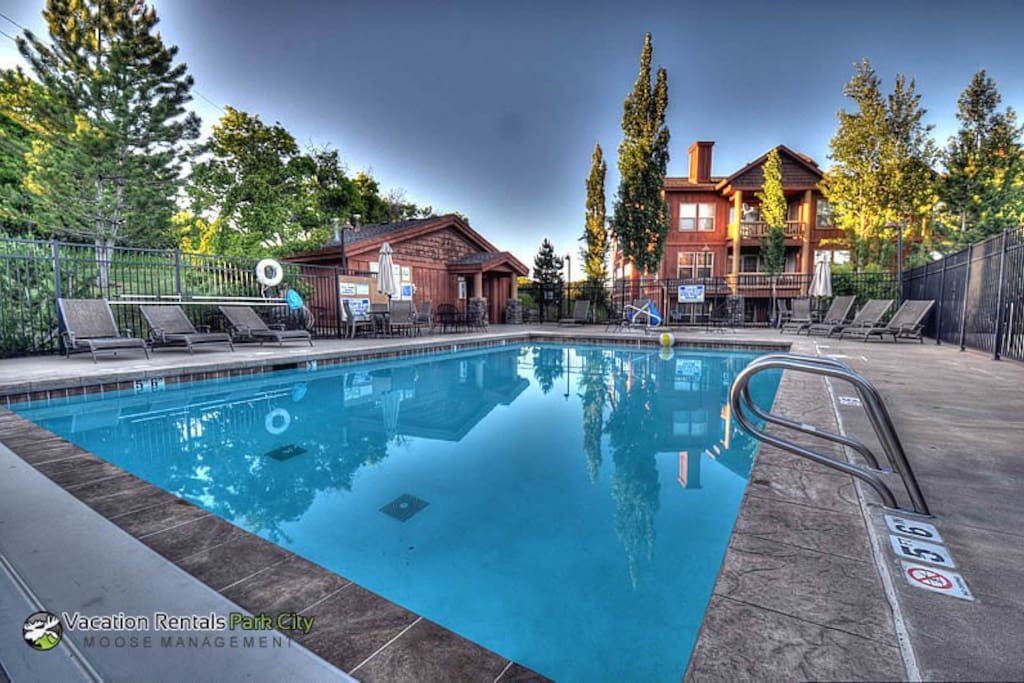 Fox Bay Community Pool (summer) - Park City Area, UT