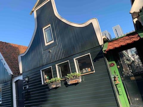 Original Zaans house (Open again!)